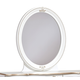 Korabella Mirror in White B355-26