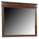 New Classic Saratoga Mirror in Caramel B6004-060