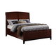 New Classic Sloane Queen Panel Storage Bed in Caramel