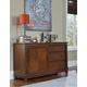 Hillsdale Furniture Bailey 3 Drawer Dresser in Mission Oak 1836-717W