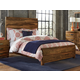 Hillsdale Furniture Madera California King Platform Bed in Natural