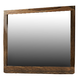 Hillsdale Furniture Madera Landscape Mirror in Natural 1406-721