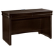 All-American New Orleans 2 Drawer Laptop/ Table Desk in Antique Merlot