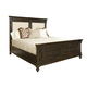 Fine Furniture Camden Brookston Queen Upholstered Bed in Foxford