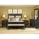 Fine Furniture Camden 4pc Brookston Upholstered Bedroom Set in Foxford