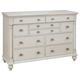 Fine Furniture Camden Fairmont 9 Drawer Dresser in Brookhaven