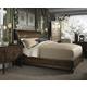 Fine Furniture Belvedere Sleigh Bedroom Set in Amalifi