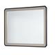 Legacy Classic Symphony Mirror in Platinum & Black Tie 5640-0400 PROMO