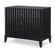 Legacy Classic Symphony Bedside Chest in Black Tie 5641-3200 SPECIAL