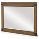 Legacy Classic Metalworks Landscape Mirror in Factory Chic 5610-0100