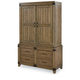 Legacy Classic Metalworks Wardrobe in Factory Chic 5610-2501K