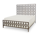 Legacy Classic Metalworks Queen Metal Bed in Factory Chic 5610-5005