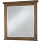 All-American Cassell Park Landscape Mirror in Natural