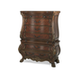 AICO Chateau Beauvais Gentleman's Chest in Noble Bark
