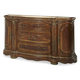 AICO Cortina Dresser in Honey Walnut N65050-28
