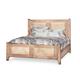 AICO Biscayne West Eastern King Panel Bed in Sand 80000EKPL3-102