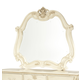 AICO Lavelle Dresser Mirror in Blanc White 54060-04