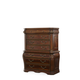 AICO Oppulente Chest in Sienna Spice