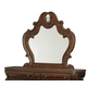 AICO The Sovereign Mirror in Soft Mink 57060-51