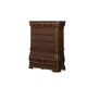 AICO The Sovereign Drawer Chest in Soft Mink 57070-51