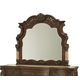 AICO Victoria Palace Mirror in Light Espresso 61060-29