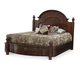 Aico Villagio California Bed in Hazelnut