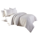 AICO Taylor 3-pc Queen Coverlet/Duvet Set in Linen BCS-QD03-TAYLOR-LIN