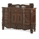 AICO Windsor Court Dresser in Vintage Fruitwood 70050-54