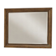All-American Affinity Landscape Mirror in Antique Cherry