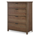 Legacy Classic Kids Fulton County Drawer Chest in Tawny Brown 5900-2200
