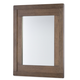 Legacy Classic Kids Fulton County Dresser Mirror in Tawny Brown 5900-0100