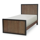Legacy Classic Kids Fulton County Twin Panel Bed in Tawny Brown 5900-4103K