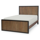 Legacy Classic Kids Fulton County Full Panel Bed in Tawny Brown 5900-4104K
