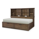 Legacy Classic Kids Fulton County Twin Bookcase Lounge Bed in Tawny Brown 5900-5503K