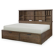 Legacy Classic Kids Fulton County Full Bookcase Lounge Bed in Tawny Brown 5900-5504K