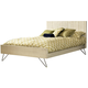 Ligna Jackson King Panel Bed in Sea Salt