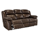 Branton Reclining Power Sofa in Antique U7190187