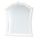 Legacy Classic Kids Tiffany Vertical Mirror in Pearl White 5930-0100