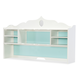 Legacy Classic Kids Tiffany Desk Hutch in Pearl White 5930-6200
