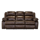 Branton Reclining Sofa in Antique U7190188