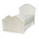 Legacy Classic Kids Tiffany Twin Panel Bed in Pearl White 5930-4103K