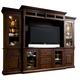 Universal Furniture Paula Deen Home Complete Home Entertainment Wall in Molasses 193966 CODE:UNIV20 for 20% Off