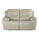 Valeton Reclining Loveseat in Cream U7350086