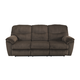 Slidell Reclining Sofa in Chocolate 8270288
