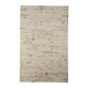Newat Medium Rug in Ivory and Brown R400122
