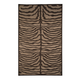 Tafari Large Rug in Ivory and Chocolate R400371