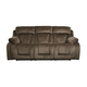 Stricklin Reclining Sofa in Chocolate 8650388