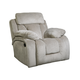 Stricklin Power Rocker Recliner in Pebble 8650498