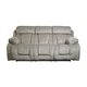 Stricklin Reclining Power Sofa in Pebble 8650487
