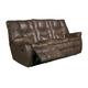Burgett Power Reclining Sofa in Espresso 9220187